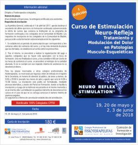 Díptico Estimulación Neuro-Refleja Ed 1